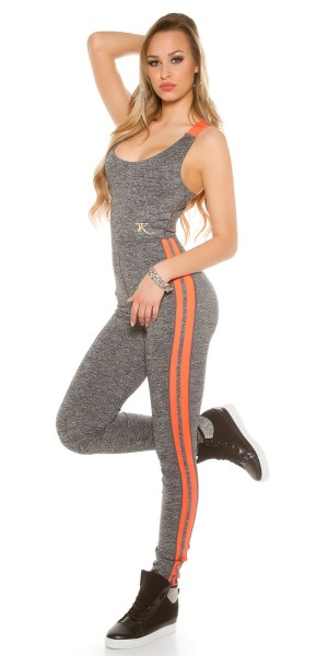 Trendy KouCla Workout Overall
