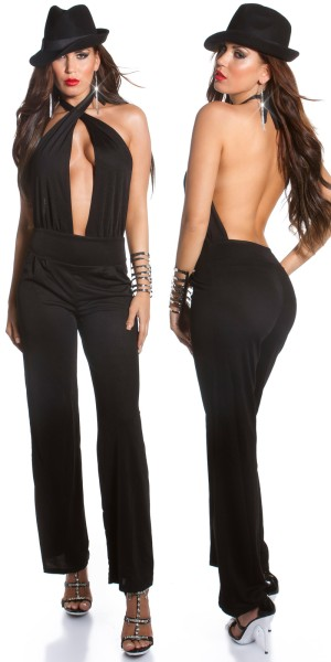 "Sexy HoT KouCla ""Party-Night""  Neckholder Overall"