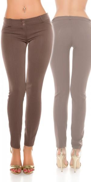 Sexy low cut Koucla Skinny-Pants