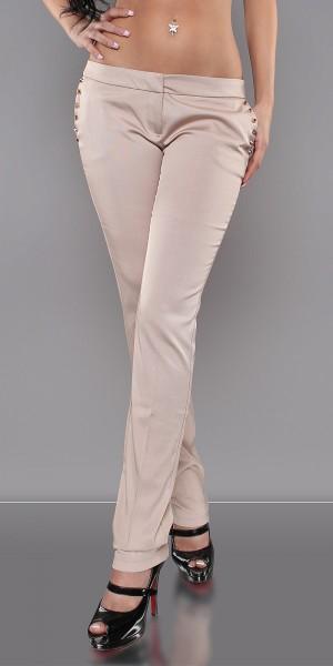 Sexy KouCla-Hosen mit Nieten besetzt