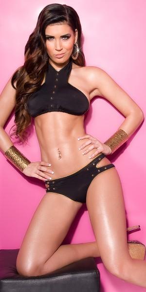 Sexy Bikinis mit Nieten
