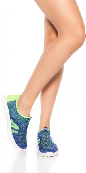 Sporty Slip-On Sneaker