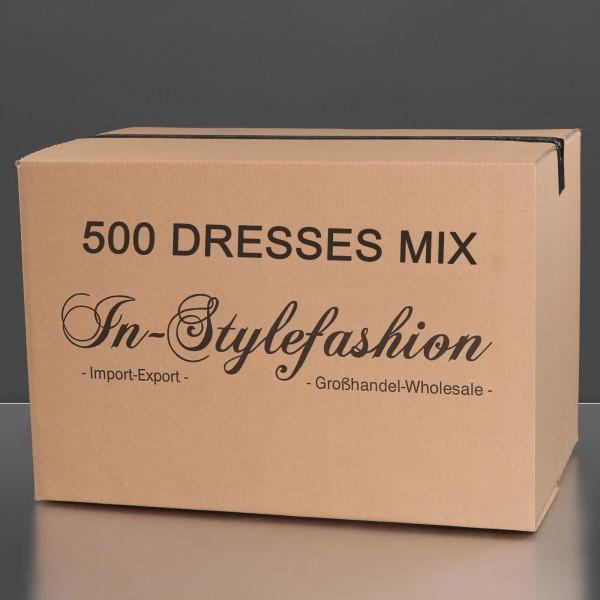 500  Stück Kleider aus unsere Kollektion