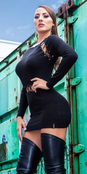 Sexy KouCla Pulli mit sexy Schnürung
