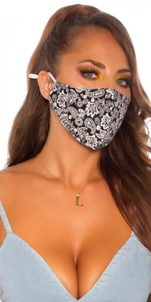 Trendy Maske Bandana style