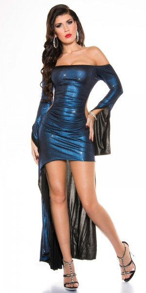 Sexy KouCla High-Low Partykleid