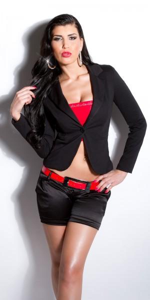 Sexy Engtaillierter Sommer-Blazer